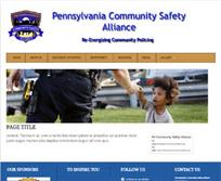 Pennsylvania Community Safety Alliance